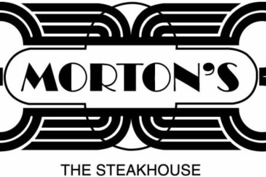 An Evening at Morton's.